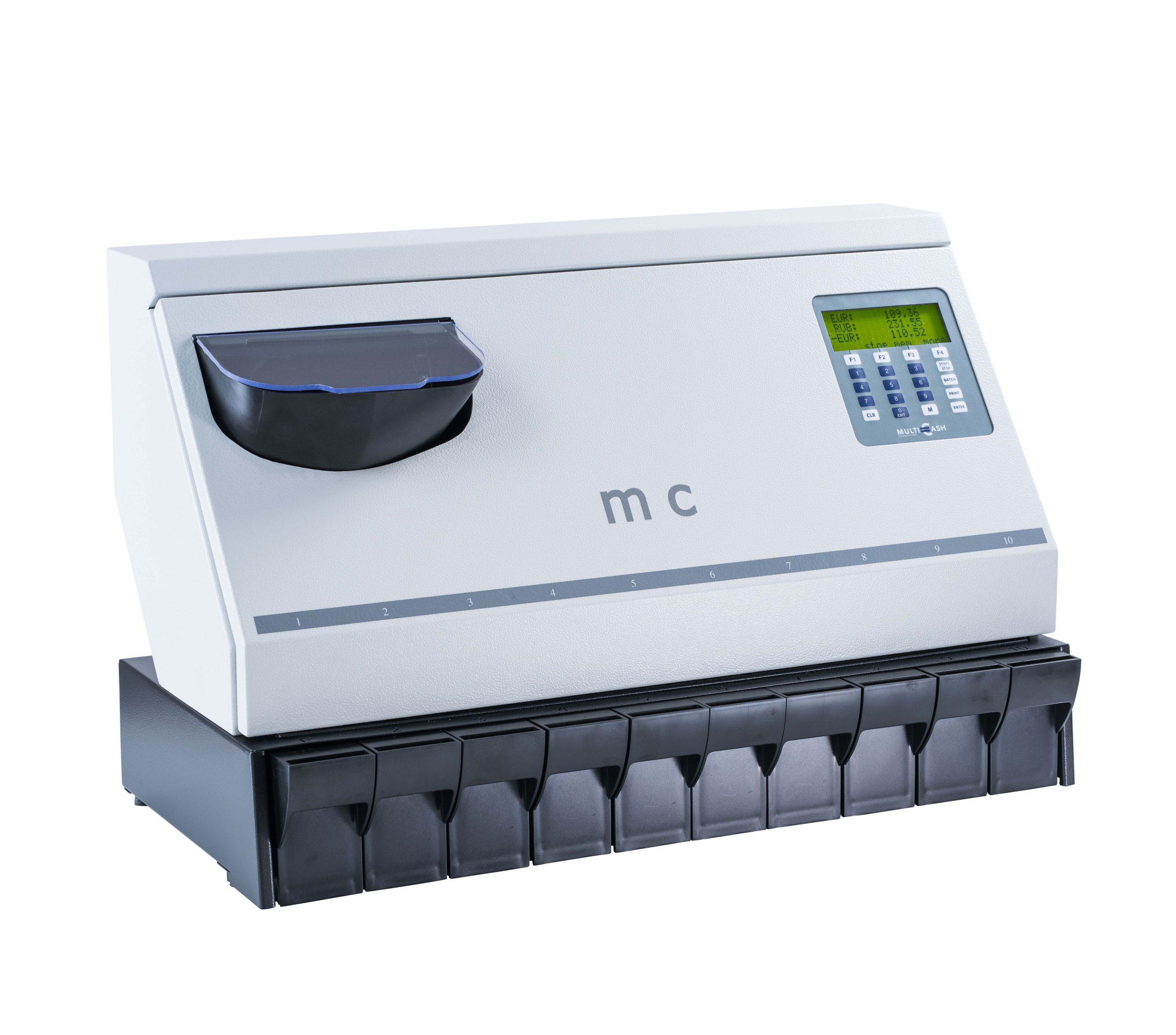 MC 10-14 passive - Münzzähler