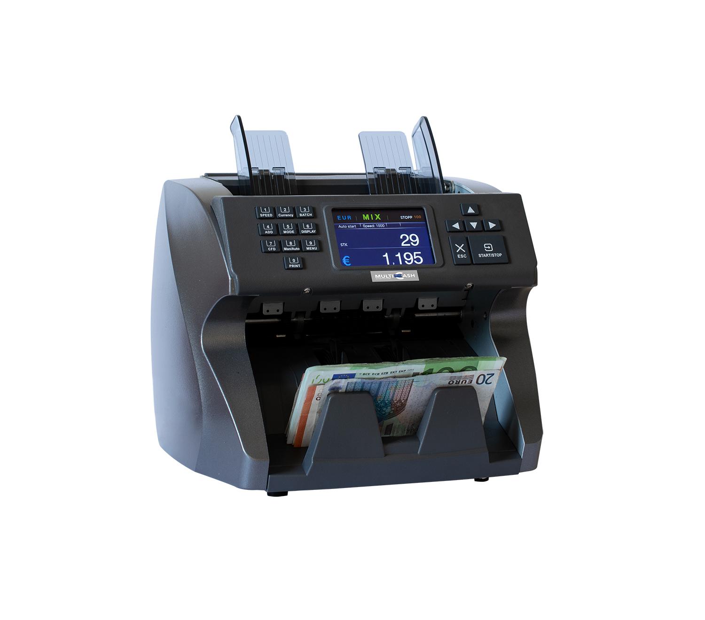 Multi Cash MIB-1 - Banknotenzähler